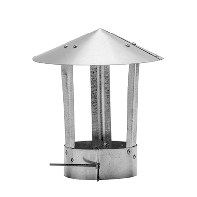 Зонт вент. d200 мм, фото 2