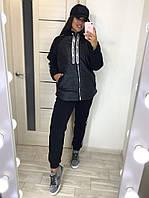 Костюм  прогулочный супер батал (куртка+брюки) в расцветках 37659, фото 1