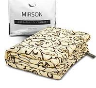 Одеяло детское шерстяное летнее MirSon 016 Standard 110х140 см вес наполнителя 200 г