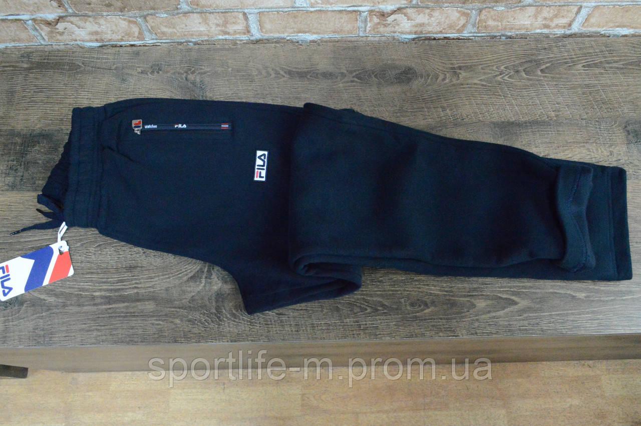 8003-мужские спортивные штаны Fila-2020/Зима. Байка