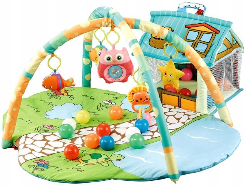 Дитячий килимок, розвиваючий килимок, ігровий килимок