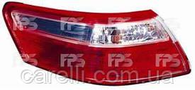 Фонарь задний правый внешний (белая полоса сверху) для Toyota Camry 40 2006-11