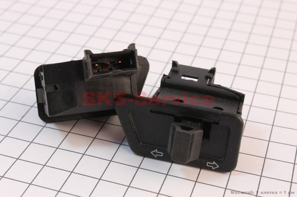 Кнопка - поворотов (3 контакта) DIO/GY6 на скутер Wind (Viper)