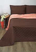 Покрывало Lotus Broadway - Comb коричневый 200*220, фото 1