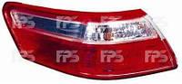 Фонарь задний для Toyota Camry V40 '06-11 левый (DEPO) внешний