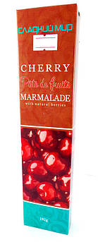 Мармелад вишневый Pate de fruits Сладкий Мир 192 г