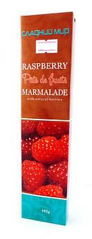 Мармелад малиновый Pate de fruits Сладкий Мир 192 г
