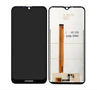 Дисплей + тачскрин для Doogee X90 Black