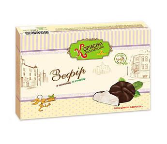 Зефир в шоколаде со стевией Стевиясан 100 г