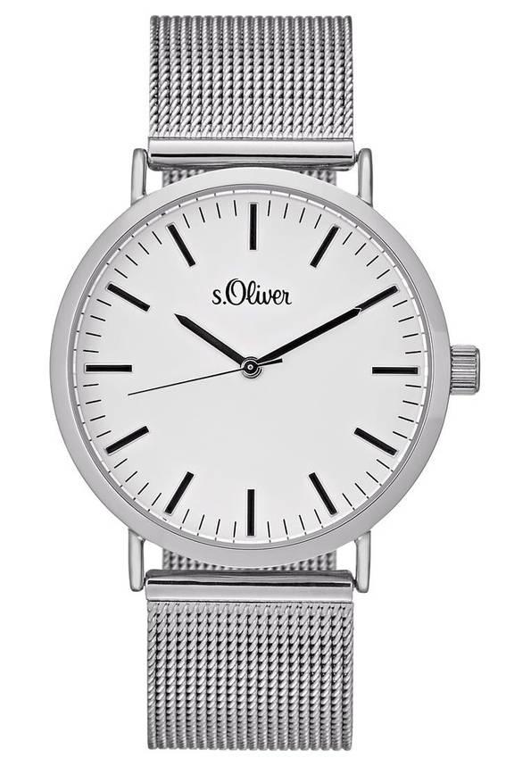 Жіночий годинник S.OLIVER 3145L Silver, фото 2