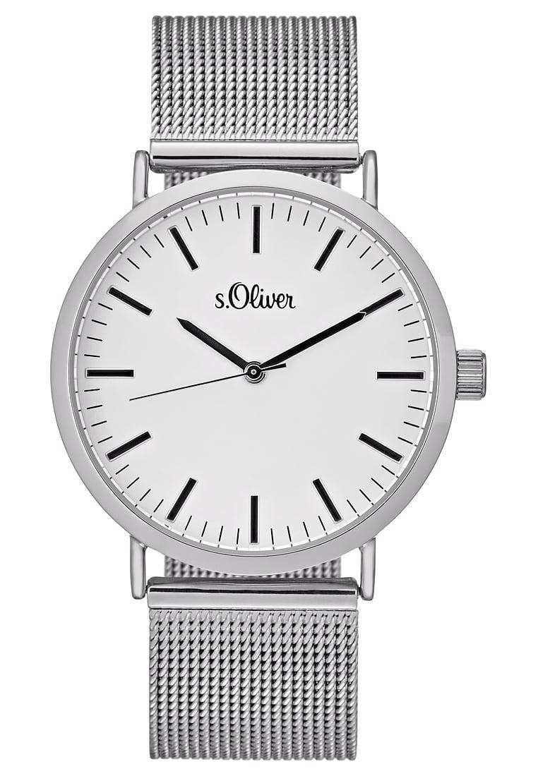 Жіночий годинник S.OLIVER 3145L Silver