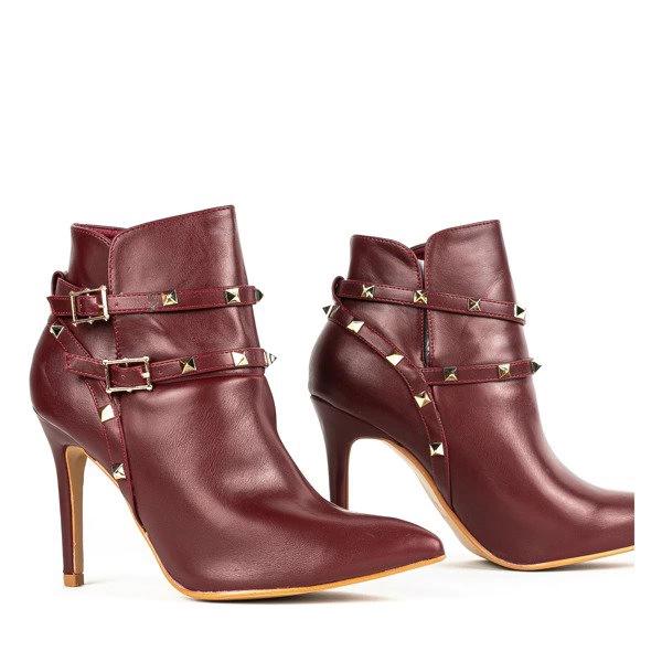 Женские ботинки Lederman