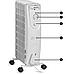 Silvercrest масляный радиатор SOR1500 A1, фото 2