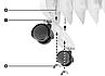 Silvercrest масляный радиатор SOR1500 A1, фото 3