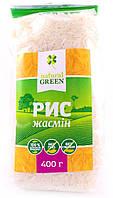 Рис жасмин NATURAL GREEN 400 г