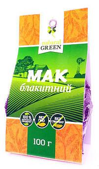 Мак голубой NATURAL GREEN 100 г
