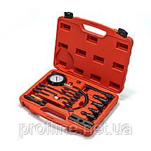 Компрессометр для дизельных двигателей грузовых автомобилей Profline 31020-1, фото 3