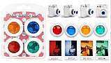 Набор для Камеры Fujifilm Instax Mini 8, 8+, 9 Чехол, Линзы, Рамки, Альбом, Стикеры от CAIUL Розовый, фото 3