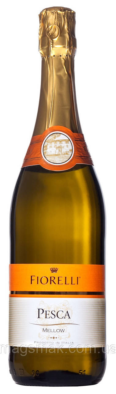 Фраголино Fiorelli Pesca Bianco белое сладкое 1.5 л 7%