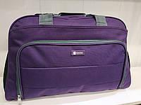 Дорожная универсальная сумка, сумка для поездок, дорожная сумка (фиолетовый), фото 1