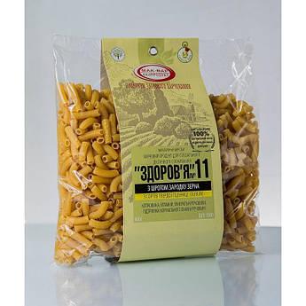 Макароны Здоровье №11 с зародышем пшеницы Мак-Вар 400 г