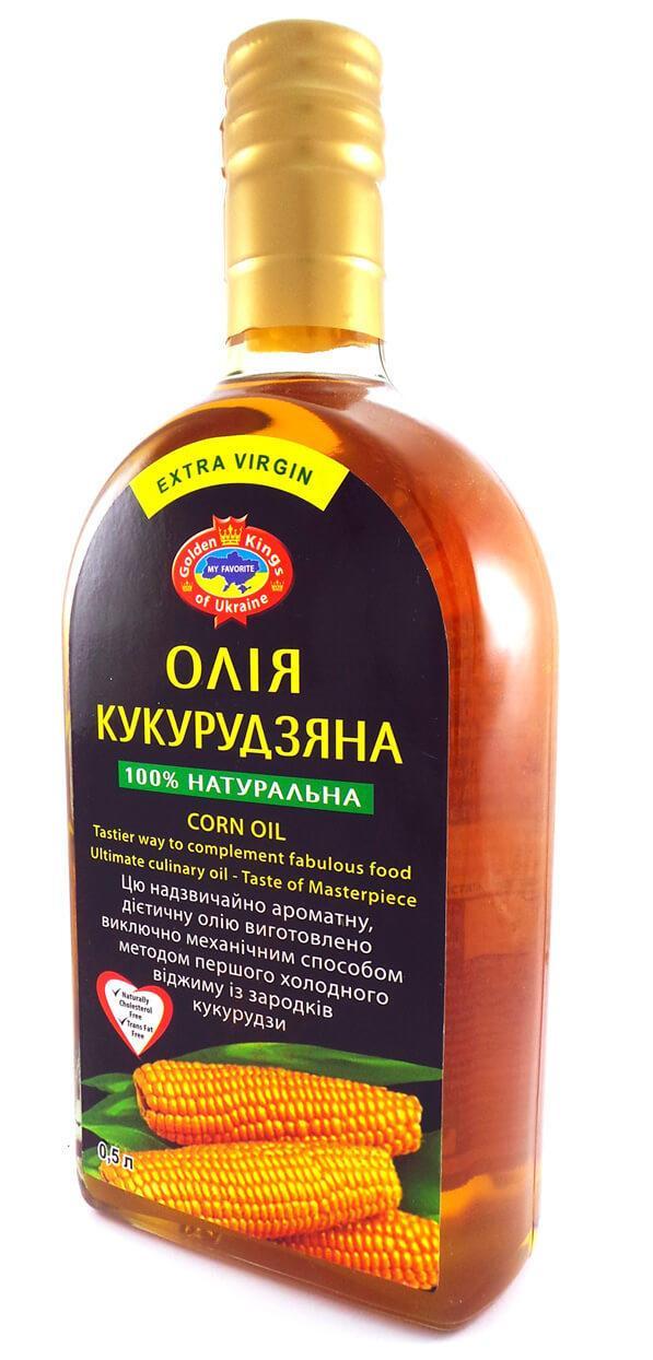 Растительное масло кукурузное Агросельпром 500 мл