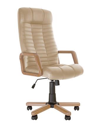Кресло офисное Atlant Extra-1.007 механизм Tilt экокожа Eco-07 (Новый Стиль ТМ), фото 2
