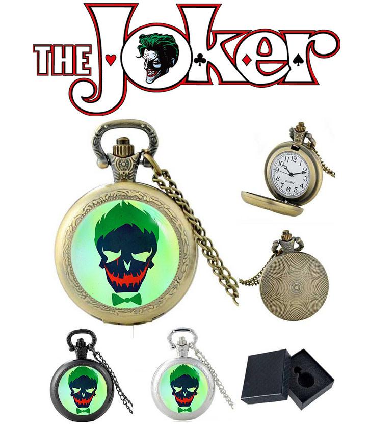 Карманные часы suicide squad Джокер / Joker