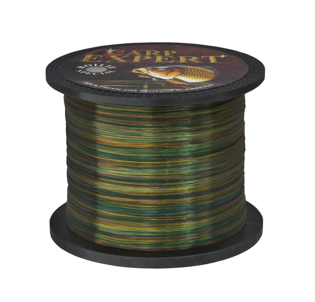 Волосінь фідерна Carp Expert Multicolor Boilie Special 1000 м 0.35 мм 14.9 кг