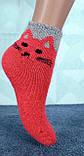 Носки шерстяные  детские внутри с махрой на ножку  16-18см, фото 6