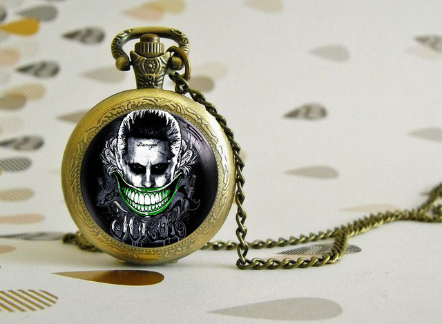 Карманные часы Джокер / Joker