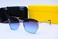 Солнцезащитные очки Fen 20283 голубые, фото 1