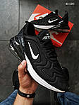 Мужские кроссовки Nike Air Max 270 (черно/белые), фото 3