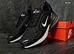 Мужские кроссовки Nike Air Max 270 (черно/белые), фото 5