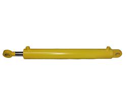 Гідроциліндр (підйом рами) навантажувача ПКУ-0.8, СНУ-550, ТО-49 ГЦ80.40.630.930.0040 (ГЦ-80, ЦС-80)