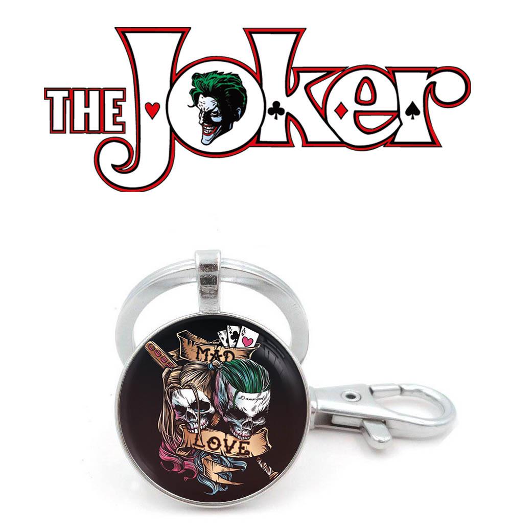 Брелок MAD LOVE Джокер / Joker
