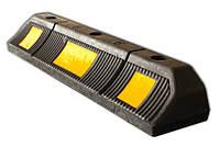 Колесоотбойник резиновый РК-05 590х120х90мм