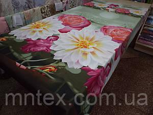 Ткань для пошива постельного белья Ранфорс Цветочный микс