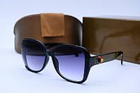 Солнцезащитные очки Guc 1012 черные, фото 1