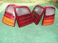 Фонари задние Мерседес W210 универсал до рестайлинга