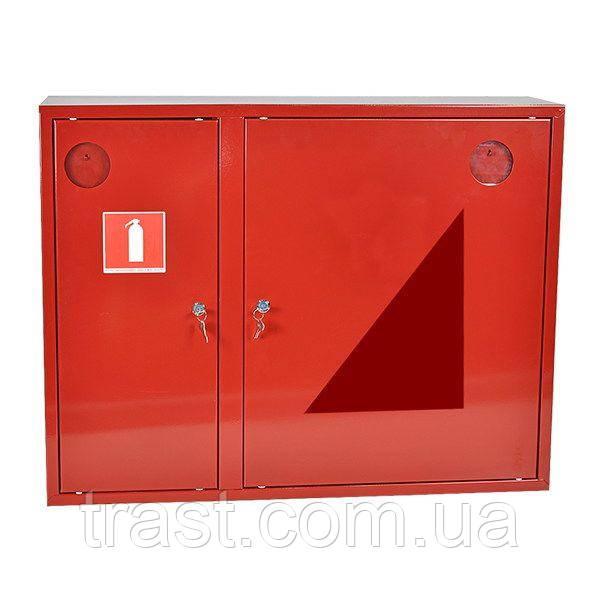 Шкаф пожарный навесной 700х900х230 с задней стенкой