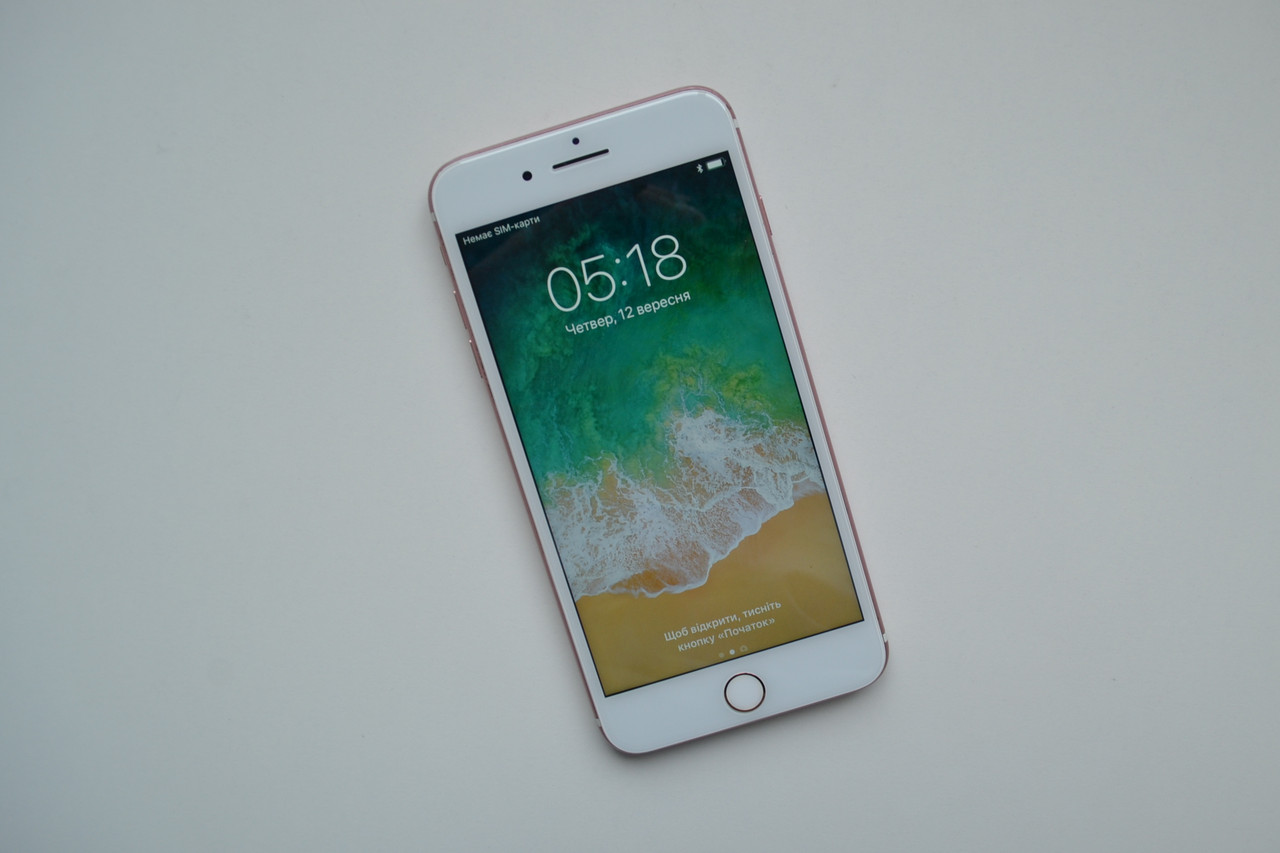 Apple Iphone 7 Plus32Gb Rose Gold NeverlockОригинал!