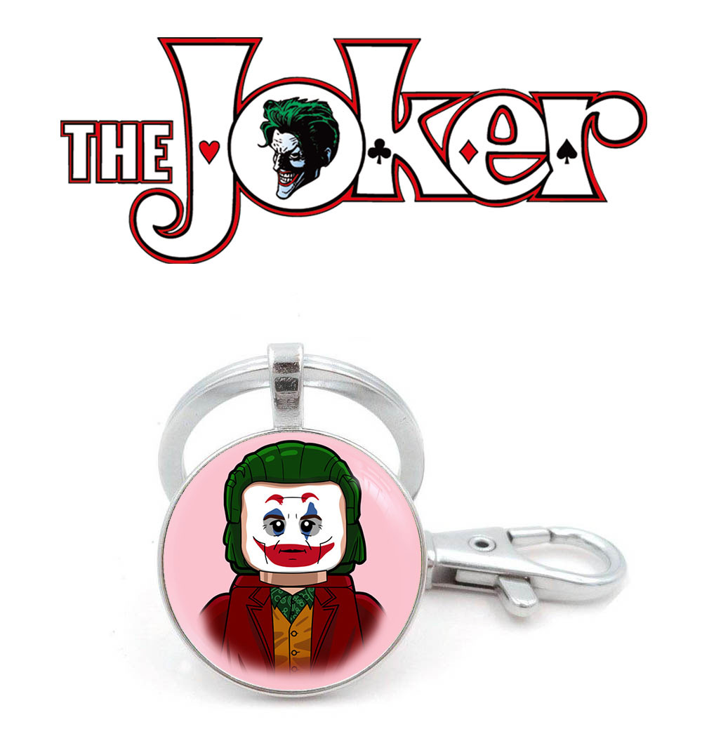 Брелок LEGO Джокер / Joker