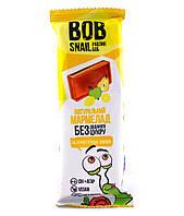 Мармелад Без сахара Frusticks Яблоко-Груша-Лимон Bob Snail 38 г