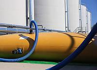 Резервуар для нефтепродуктов 125000 литров (125 м3)