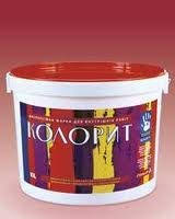 Краска колорит стандарт для стен и потолков