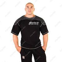 Mordex, Размахайка наружный оверлок Gym Sport Clothes MD6148 черно-серая, фото 1