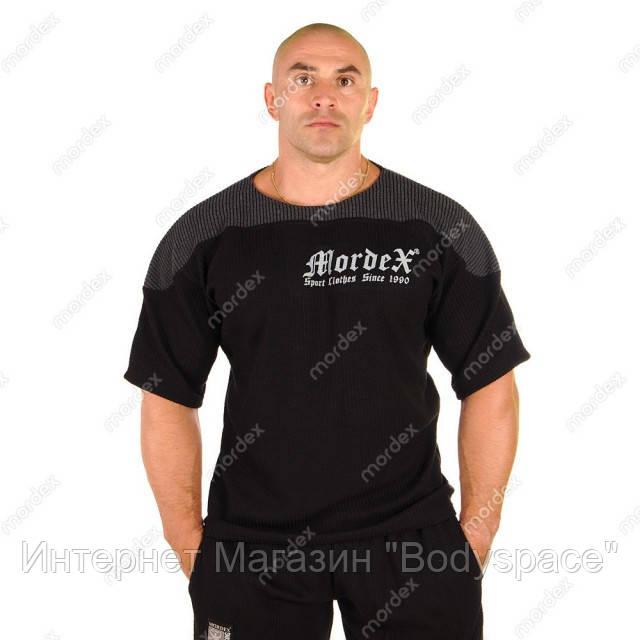 Mordex, Размахайка Mordex Gym Sport Clothes, черная-темно-серая