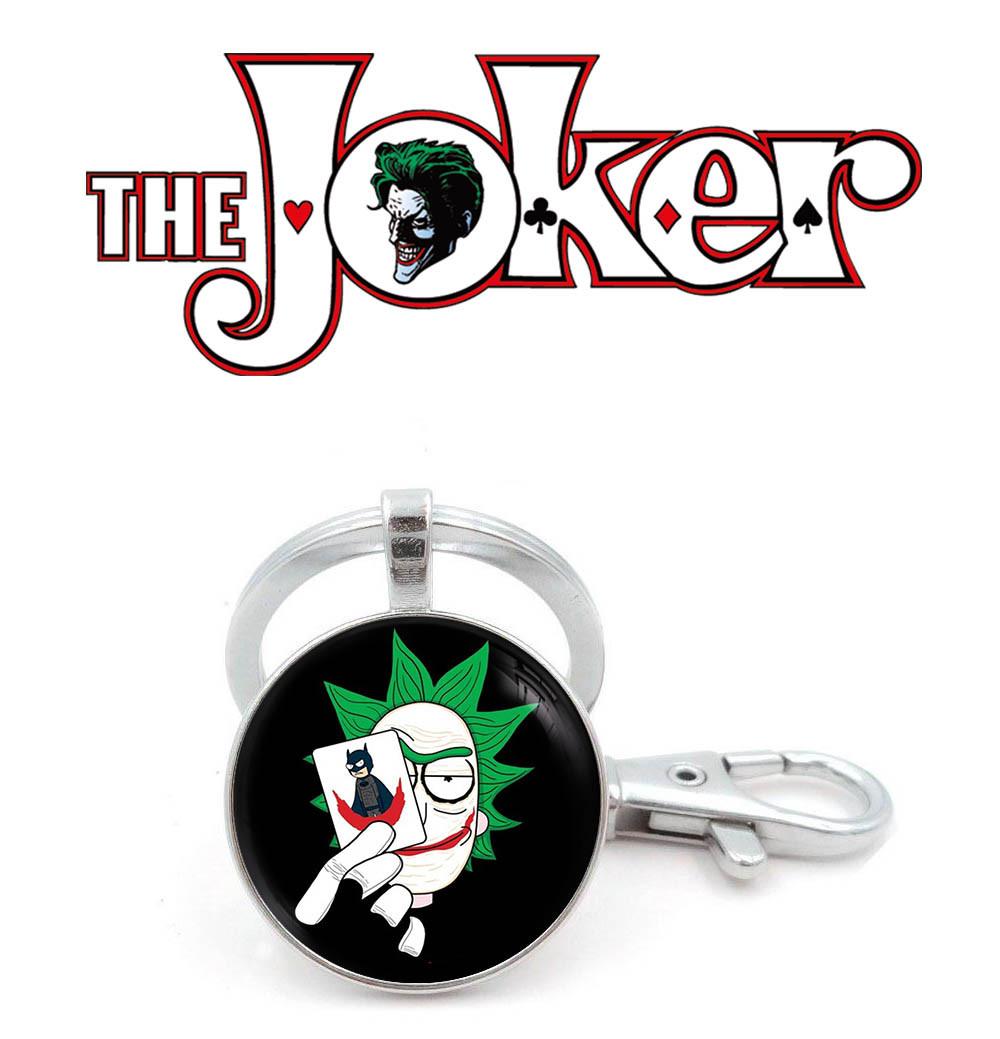 Брелок Rick Джокер / Joker