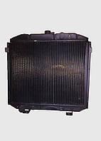 Радиатор водяного охлаждения Паз 3205(4234) 4-х рядный медный по-во Радиатор Иран
